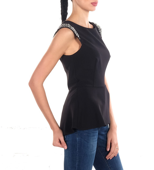 Jack & Jones - JJDEEPS KNIT CREW NECK KA